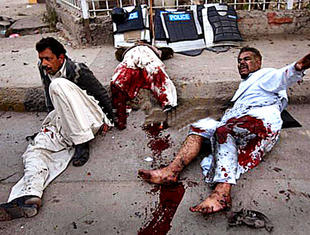 target killing in karachi Karachi the largest metropolis of pakistan and the backbone of country's economy is in the state of terror since last few months ethnic and sectarian violence is at peak and no one is able to control this uncertain and violent situation.